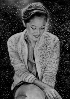 Medium: Graphite Pencil on Paper Size: 42 x 29.7cm Price: R1500 Artist: Liesel Wessels Kina Grannis, South African Artists, Realistic Drawings, Paper Size, Graphite, Pencil, Pastel, Portrait, Medium