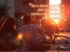 """""""Amar, porque nada melhor para a saúde que um amor correspondido."""" #AmorCorrespondido #Romance"""