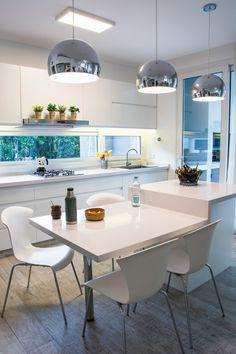 9 mejores imágenes de cocina tipo isla con barra en madera ...