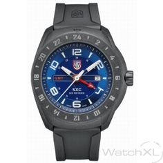 The Luminox A.5023 is designed to go into space. Luminox will start to support astronauts in 2015.