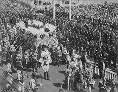 Коронация последнего русского Царя