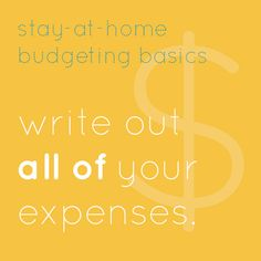 a new series on how to budget to stay-at-home (and we're doing it on a teacher's salary!)