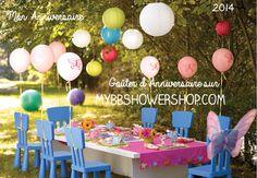 Boutique Anniversaire et Organisation d'Anniversaire Clé en Main : http://www.mybbshowershop.com/anniversaire-enfant-c4.html