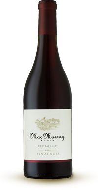 Favorite summer red. MacMurray Pinot Noir.