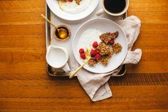 Mega Clump Granola + The First Mess Cookbook   Brewing Happiness Brewing Happiness