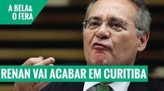 RENAN VAI ACABAR EM CURITIBA | A BELA E O FERA - PARTE 1