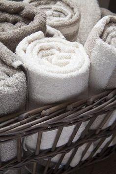linen bath towels!