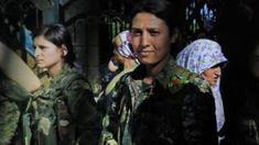 Syria war: Outcry over 'mutilated' female Kurdish fighter - BBC News