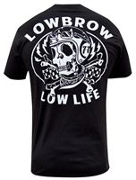 Lowbrow Art - Lowlife Tee  #goth #gothic #punk #punkrock #rockabilly #psychobilly #pinup #inked #alternative #alternativefashion #fashion #altstyle #altfashion #clothing #clothes #vintage #noir #infectiousthreads #horrorpunk #horror #steampunk #zombies #burningmanclothing #shrine clothing