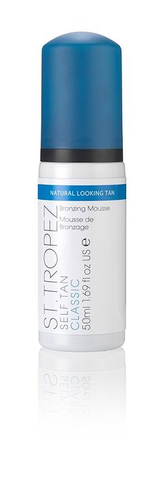 St. Tropez Self Tan Bronzing Mousse *** This is an Amazon Affiliate link. Read more at the image link.