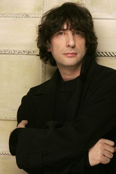Neil Gaiman | 33 Literary Geniuses Who Happen To Be Super Hot