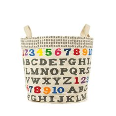 A to Z Small Tote &