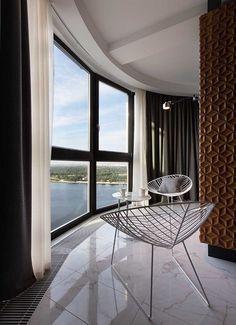 Graphite Penthouse by Denis Rakaev