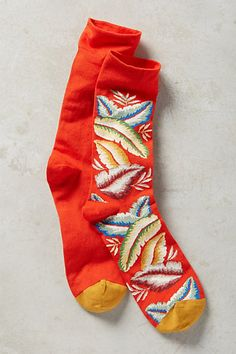 Arbre Socks #anthropologie