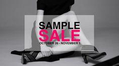 United Nude AW Sample Sale -- Amsterdam -- 26/10-01/11