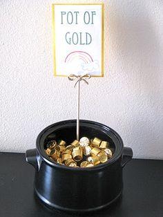 Pot Of Gold Printable