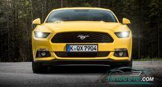Ford Mustang là chiếc xe thể thao bán chạy nhất của Đức