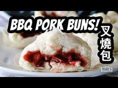 VEGAN BBQ PORK BUNS / CHAR SIU BAO / 叉燒包   Recipe by Mary's Test Kitchen   COLLAB w/ THE VIET VEGAN - YouTube