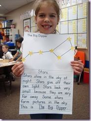 A wonderful post about all sorts of space activities this first grade teacher did with her class in 2011. Great ideas!