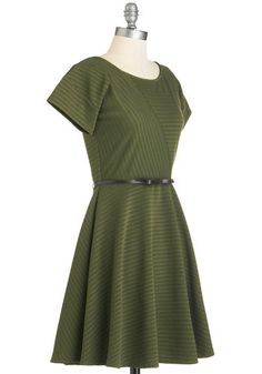Sway it on the Line Dress