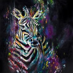 Spectrum Zebra | (SOLD)