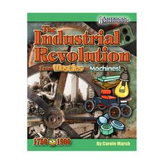 The industrial revolution marked a major turning point in human society and the world. Kids will be amazed as they study how the Industrial Revolution impacted major changes in agriculture, manufactur