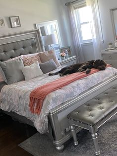 Room Design Bedroom, Girl Bedroom Designs, Room Ideas Bedroom, Home Room Design, Home Decor Bedroom, Teen Room Designs, Bedroom Decor For Teen Girls, Woman Bedroom, Aesthetic Room Decor