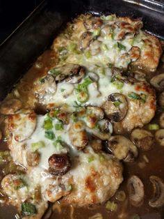 Chicken Lumbardi