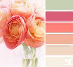 New Exterior Paint Colora Schemes Design Seeds Ideas Scheme Color, Colour Pallete, Colour Schemes, Color Combos, Color Palettes, Design Seeds, Decoration Palette, Flora Design, Set Design