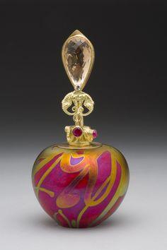 Elaine Hyde Perfume Bottle