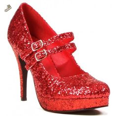 Jane G Costume Shoes - Size 8 - Ellie shoes pumps for women (*Amazon Partner-Link)