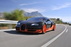 Read - The world' most expensive driving tour gives you a chance to drive a Bugatti Veyron on Luxurylaunches Bugatti Veyron, Bugatti Cars, Bugatti 2016, Ferrari, Lamborghini, Car Facts, Performance Cars, Car Videos, Super Sport