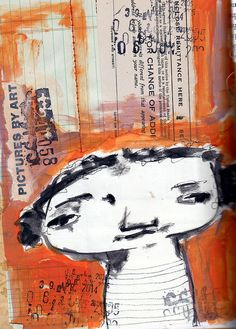 Orange by MadameO, via Flickr