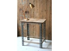 Retro Devion Side Table, Industrial Tottenham/stoke Newington Picture 1