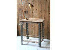 Retro Devion Side Table, Industrial Tottenham/stoke Newington Picture 1