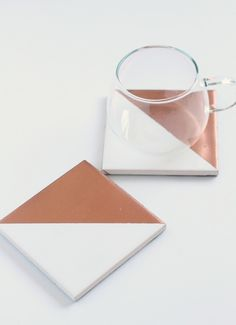 Looking Luxe: Copper + Marble DIYs That Look Expensive But Won't Break the Bank | Apartment Therapy
