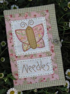 needle book patterns | Weekend Projects: F0006_littleneedlebook