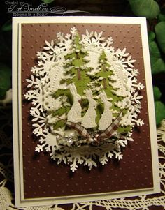 ~Somebunny Woods~ by Blooms in a Box - Cards and Paper Crafts at Splitcoaststampers