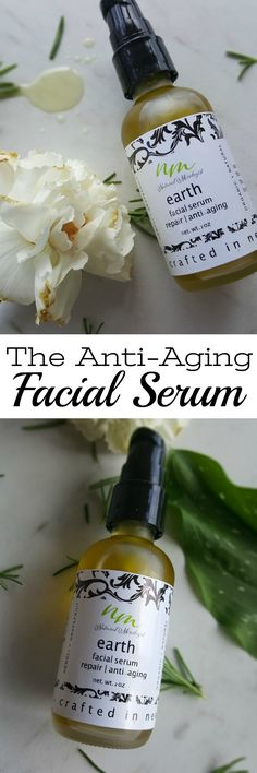 Our Earth facial serum is inspired by traditional herbalism it is thoughtfully crafted with the healing power of botanicals. This facial oil delivers nutrition on a cellular level, while deeply moisturizing and replenishing the skin. It contains carefully selected ingredients which help to improve skin elasticity, stimulate new cell growth, and soften scars and wrinkles. If you want to age beautifully, this is the serum for you.