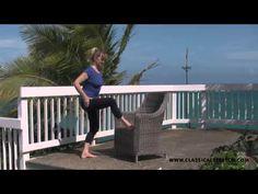 Classical Stretch mini workout for hip pain relief on PBS - Miranda Esmonde White Mini Workouts, Easy Workouts, Cheer Workouts, Morning Workouts, Miranda Esmonde White, Hip Pain Relief, Aging Backwards, Workout Videos, Workout Songs