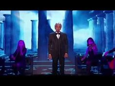 Andrea Bocelli - Music Of the Night [Live]
