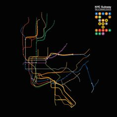mapas reales de metro 1