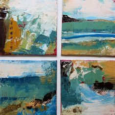 West Cornwall, Oil Painting Abstract, Paths, Coastal, Landscape, Inspiration, Art, Biblical Inspiration, Art Background