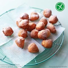 Sweet Ricotta Doughnuts (Essential Gluten-Free)