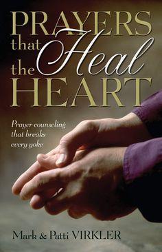 ❥ Prayers that Heal the Heart | School of the Spirit