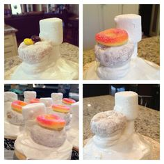 Potty Cupcake ideas for a Potty Trained Party