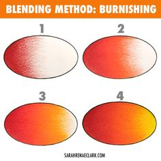How to Blend Colored Pencils: A Beginners Guide by Colour With Claire Blending Colored Pencils: Burnishing Method Colour Pencil Shading, Blending Colored Pencils, Color Pencil Sketch, Shading Drawing, Colored Pencil Artwork, Drawing Art, Colour Drawing, Pencil Sketches Easy, Pencil Drawings