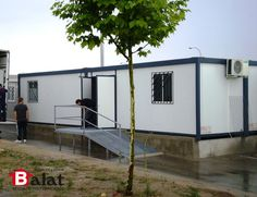 Construcci n modular para albergue caseta prefabricada for Construccion modular prefabricada