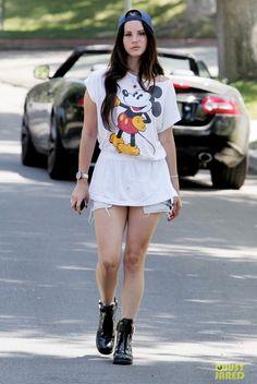 12 #outfits de #LanaDelRey que te inspirarán. #LDR #digoModa #SadGirl #Vintage #Indie