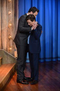 Jimmy Fallon - Michael J. Fox Visits 'Late Night with Jimmy Fallon'